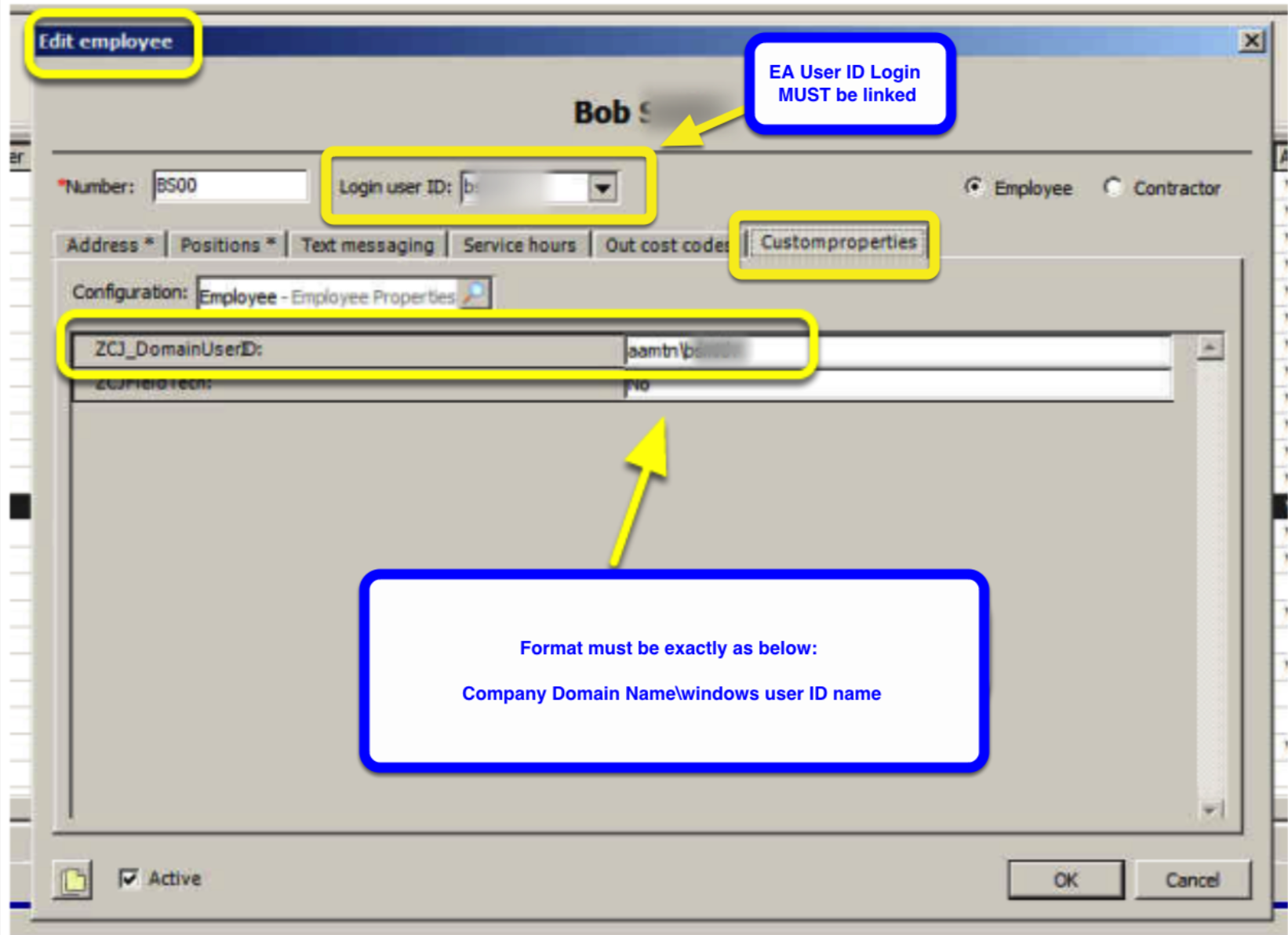 Security for SSRS Reports & Custom Property Set Up – CEO Juice